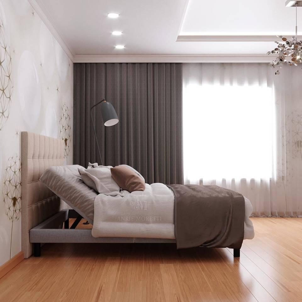 умная кровать
