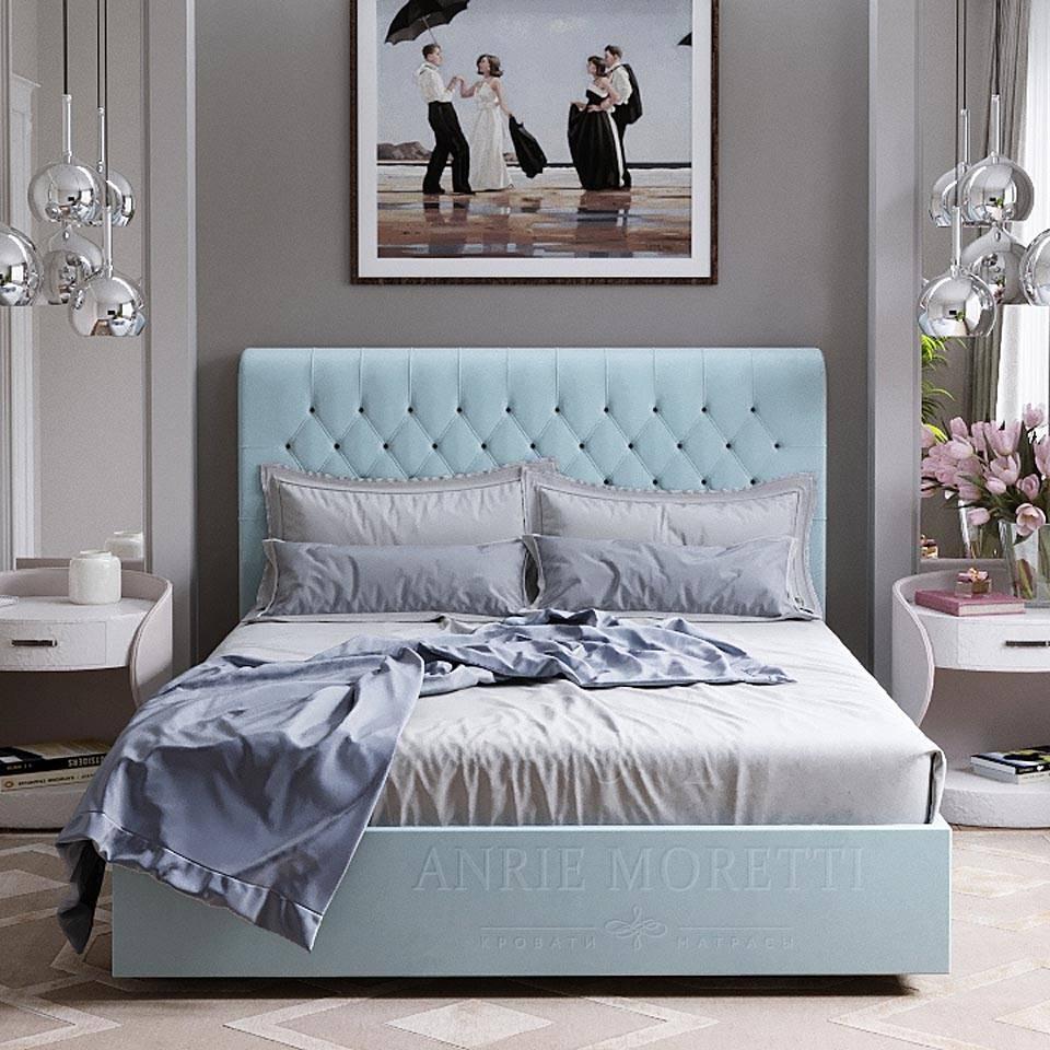 кровать с регулируемым наклоном и эффектом памяти